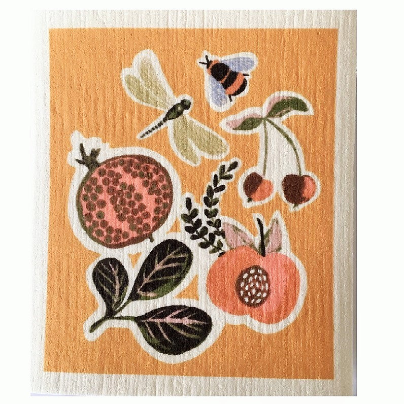 Swedish Dishcloth Vallila Frutti