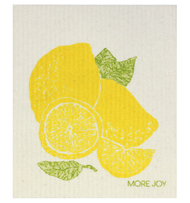 Sitruuna Lemon, dishcloth