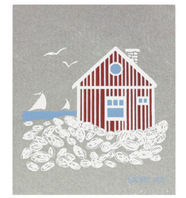 Scandinavian House, dishcloth