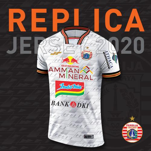 Jersey Replica Away Kit Player