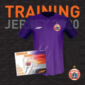 Jersey Top Training Claw Purple