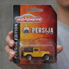 Persija Edition Jeep Rubicon