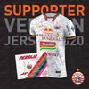 Jersey Supporter Away White 2020