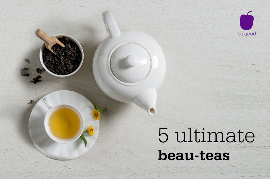 5 ultimate beauty teas