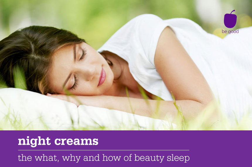 Everything you wanted to know about night creams