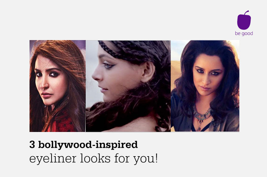 3 Trending Bollywood-Inspired Eyeliner Looks for the Season