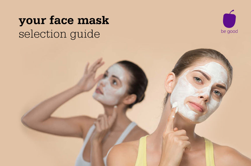Your Very Own Guide for Choosing the Perfect Face Mask