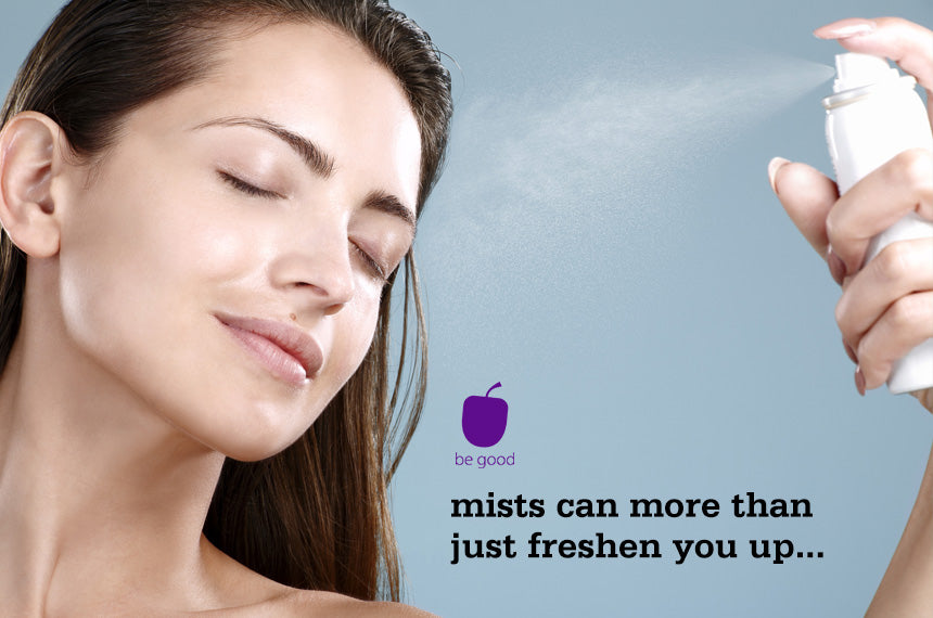 5 things you didn't know a face mist could do!