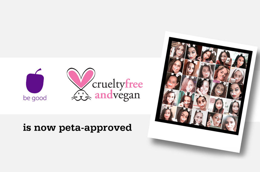 Plum is now PETA-approved cruelty-free & vegan!