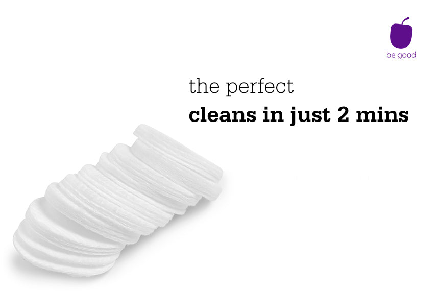2-Minute Tutorials: How to Get a Perfect Cleanse