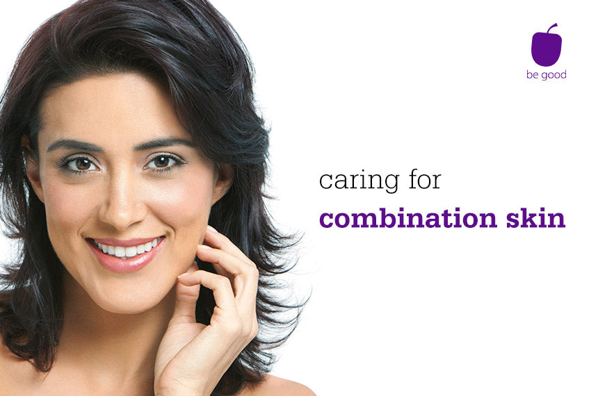 Caring for Combination Skin