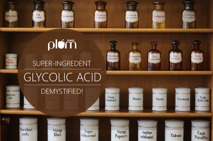 Glycolic acid: skincare super-ingredient demystified
