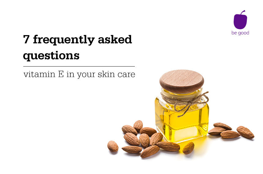 7 FAQs on a skincare superstar: vitamin E