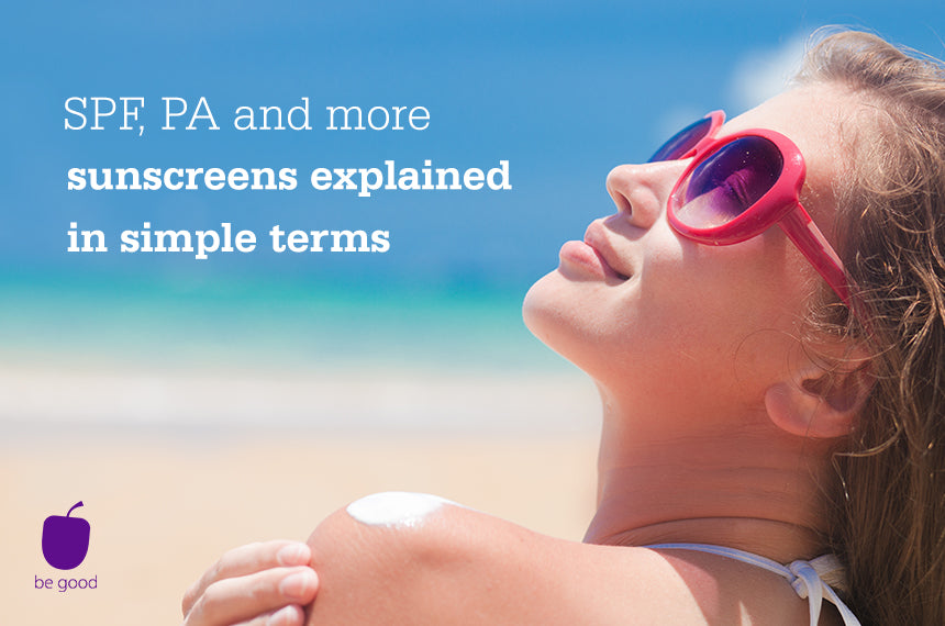 SPF, PA and More: sunscreens explained in simple terms