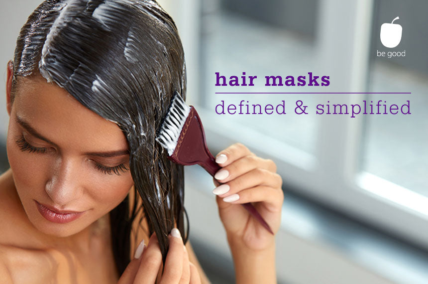 Hair mask: what it is & why you need it!