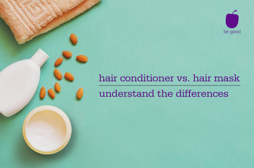Hair conditioner vs. hair mask: understand the differences