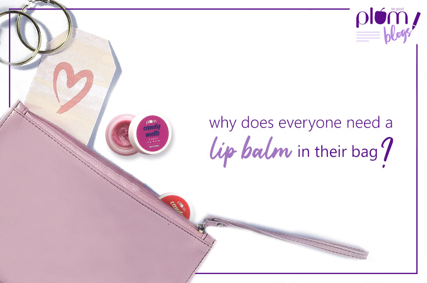 Lip Balm - The Ultimate Saviour