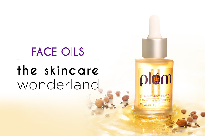 Face oils: The skincare wonderland!