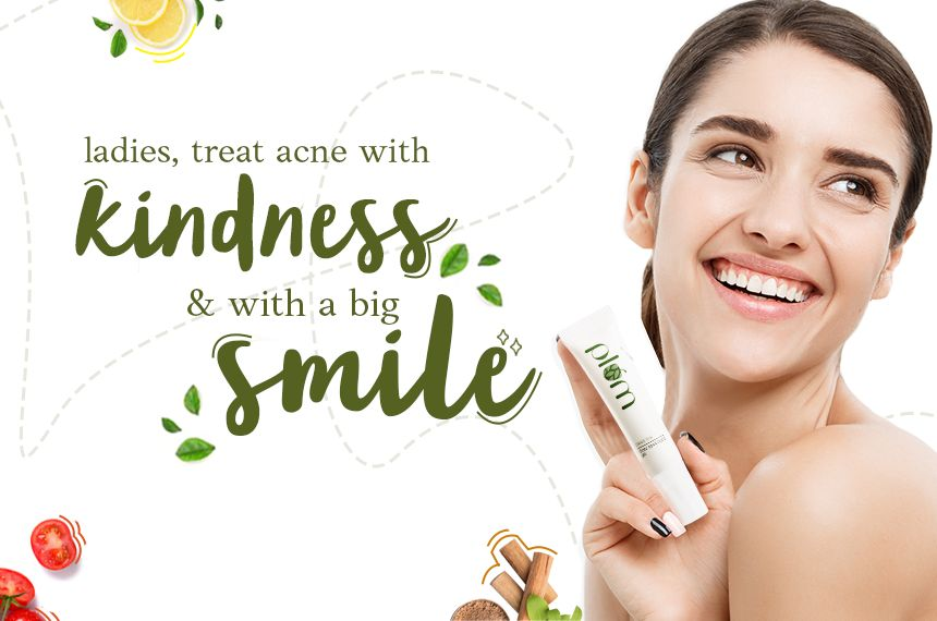 Treat your acne-scars with kindness!