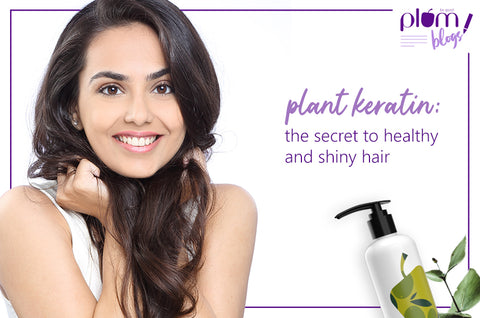 The key ingredient to happy, healthy and shiny hair