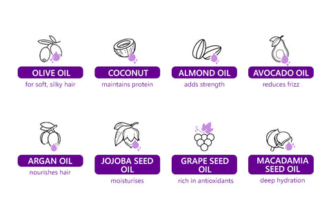 Benefits of Hair Oils