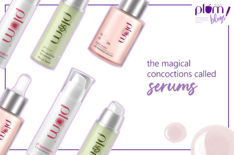 The Magical Concoctions called Serums