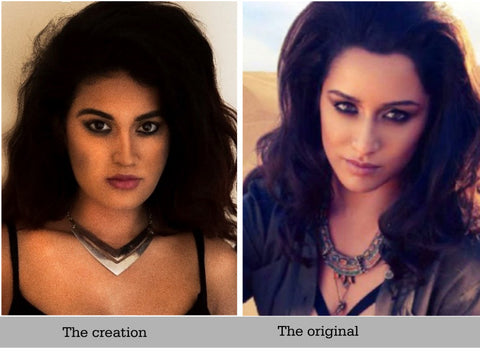 Rock on 2 Shraddha Kapoor look recreated