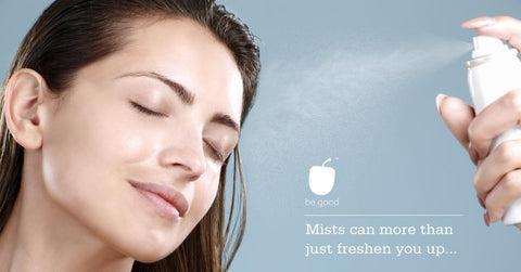 Face mists do more than refresh!