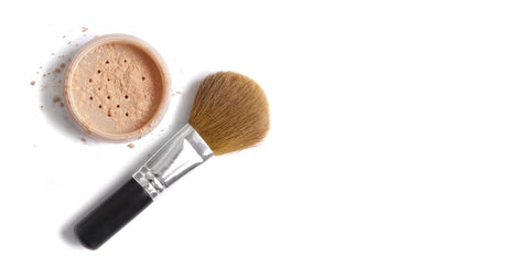 use mineral makeup as far as possible