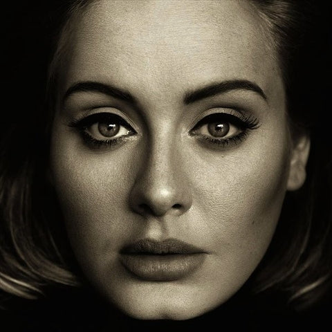 Adele's Look in Her 2016 Tour (as seen on the cover of her album, '25')