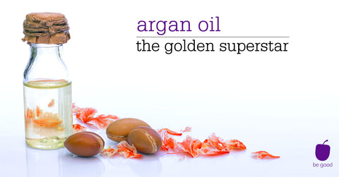 Argan oil the golden superstar