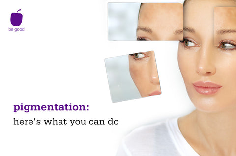 Pigmentation: here's what you can do