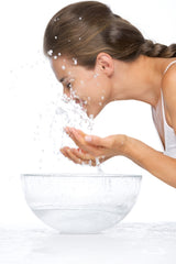 not washing your face often: does it cause acne?