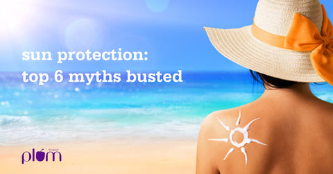 Sun protection: Top 6 myths busted
