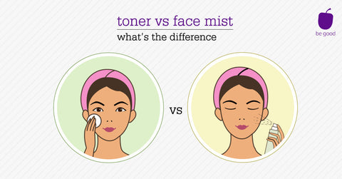 Toner Vs Facemist