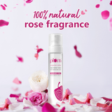 Bulgarian Valley Rose Water Toner (100 ml) | With Hyaluronic Acid & Rose Extracts | Soothing and Pore Tightening | Natural Rose Fragrance