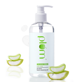 Hello Aloe No-Stick Hand Cleansing Gel (Sanitizer) - 475 ml | For All Skin Types | SLS Free, 100% Vegan