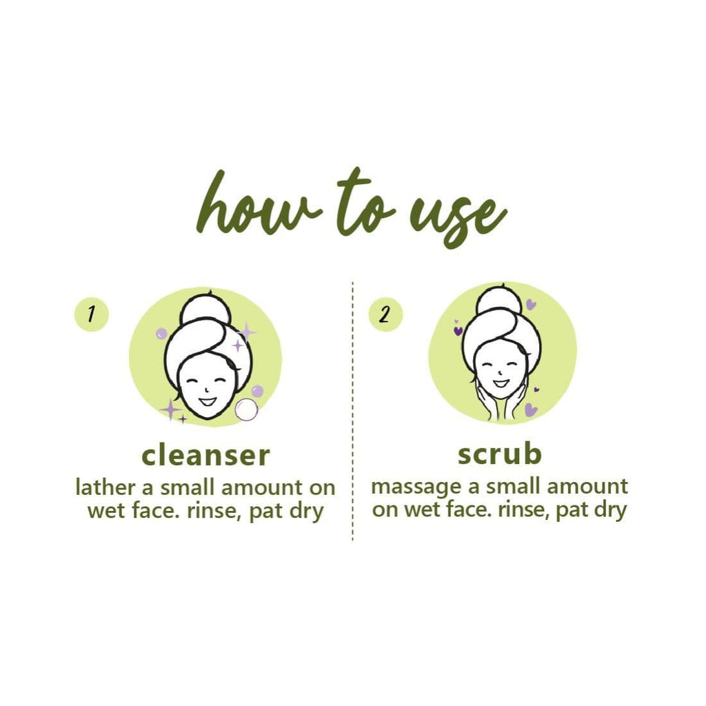 Oily Skin Daily + Weekly Cleansers