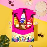Plum BodyLovin' Feelin' Fresh n' Sassy Shower Gel Trio