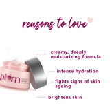 Bright Years Restorative Overnight Crème | Ultra-hydrating | 100% Vegan, Cruelty Free