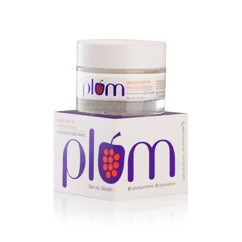 Plum Grape Seed Sea Buckthorn Gel for Oily Skin