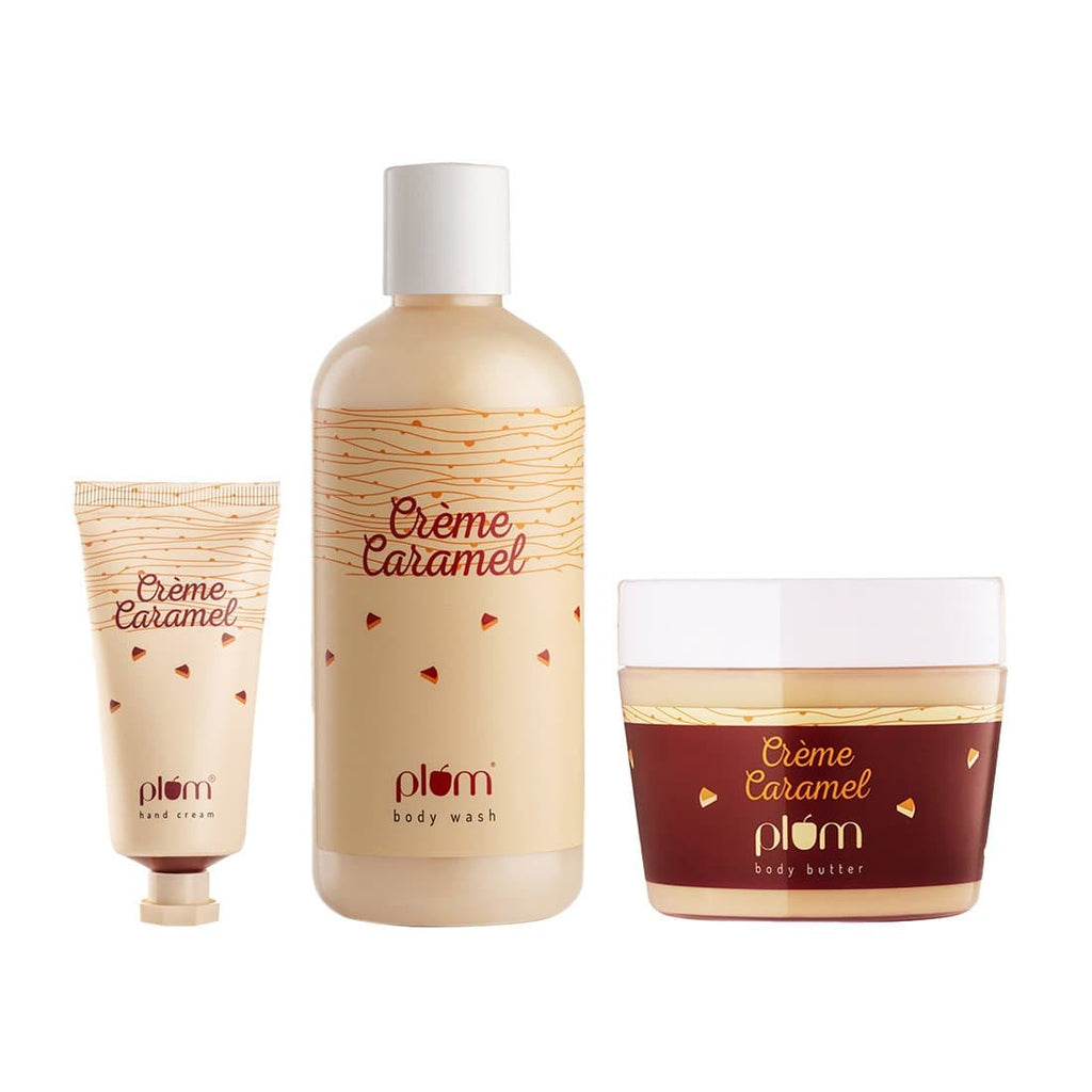 Sweet Treat Body Care Trio: EXCLUSIVE