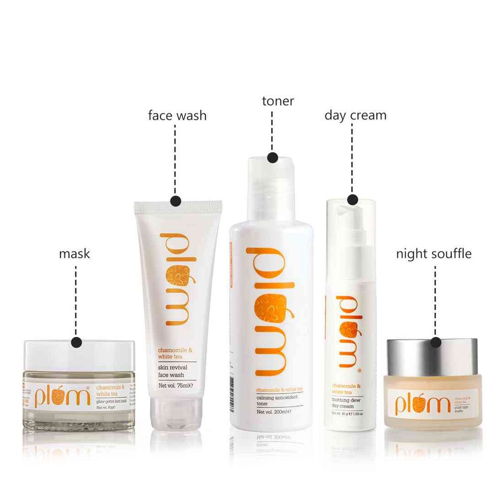 Daily + Weekly Kit for Normal, Combi Skin
