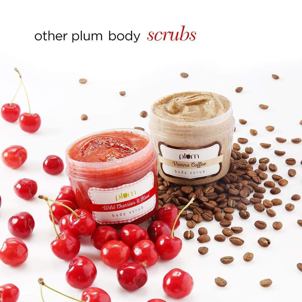 Body Scrub | Wild Cherries & Kiwi