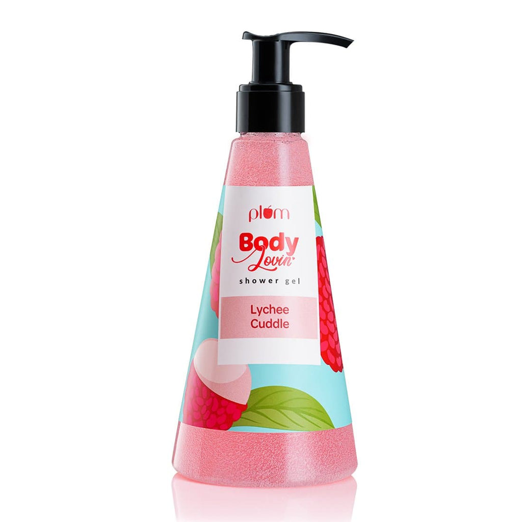 Plum BodyLovin' Lychee Cuddle Shower Gel