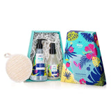 Plum BodyLovin' Hawaiian Rumba Let's Get Beachin Duo | Gift Set | All Skin Types | Beachy Fragrance