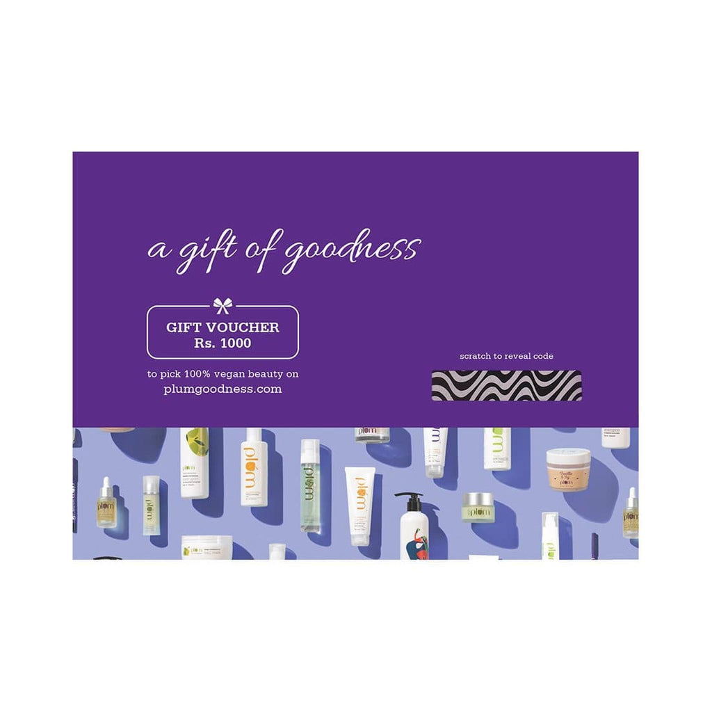 Goodness Gift Card (Rs. 1000)