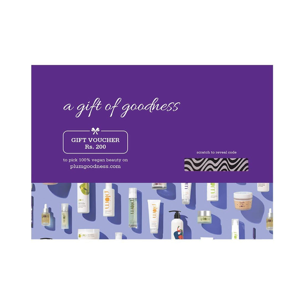 Goodness Gift Card (Rs. 200)