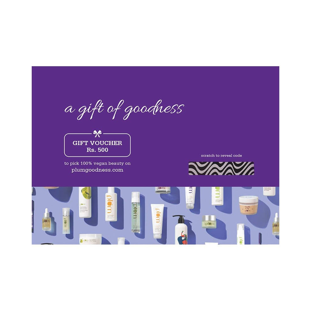 Goodness Gift Card (Rs. 500)