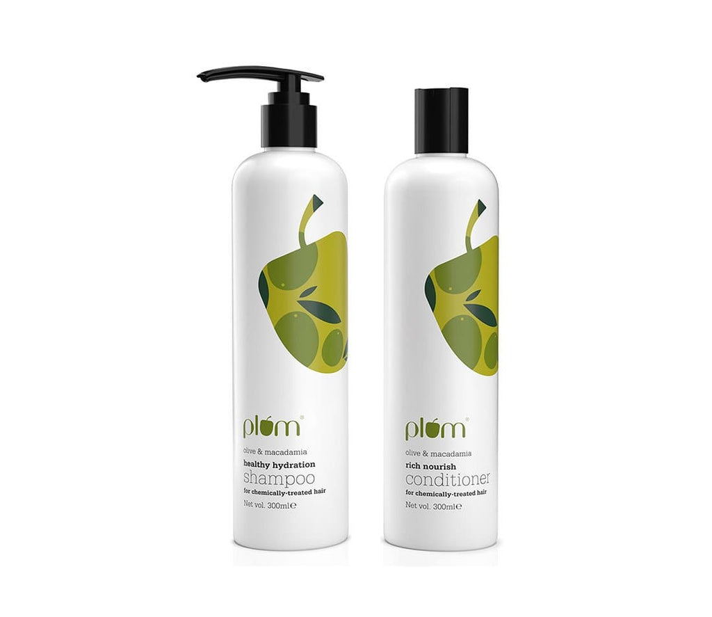 Cleanse + Nourish Duo for Damaged Hair